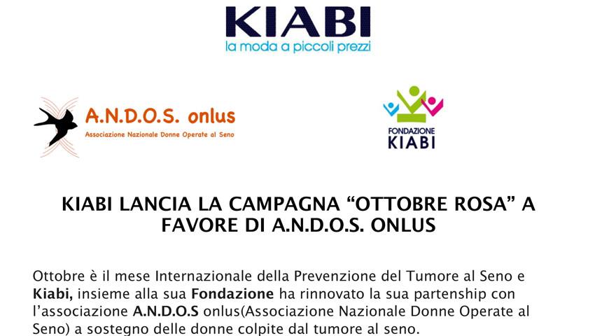 de2c91805745 OTTOBRE ROSA: ANDOS ONLUS E KIABI DI NUOVO INSIEME - www.andosvelletri.it