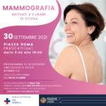 Screening mammografico 30 settembre 2021